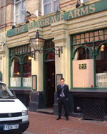 Blagrave Arms Pub (Reading, Berkshire)